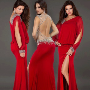 inspiration from Sherri Hill prom dresses